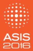 ASIS 2016 Logo