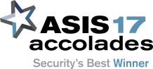 ASIS17 accolades Securitys best winner
