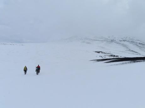 saunders glacier trek